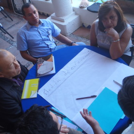 Kick-off: participatory budget